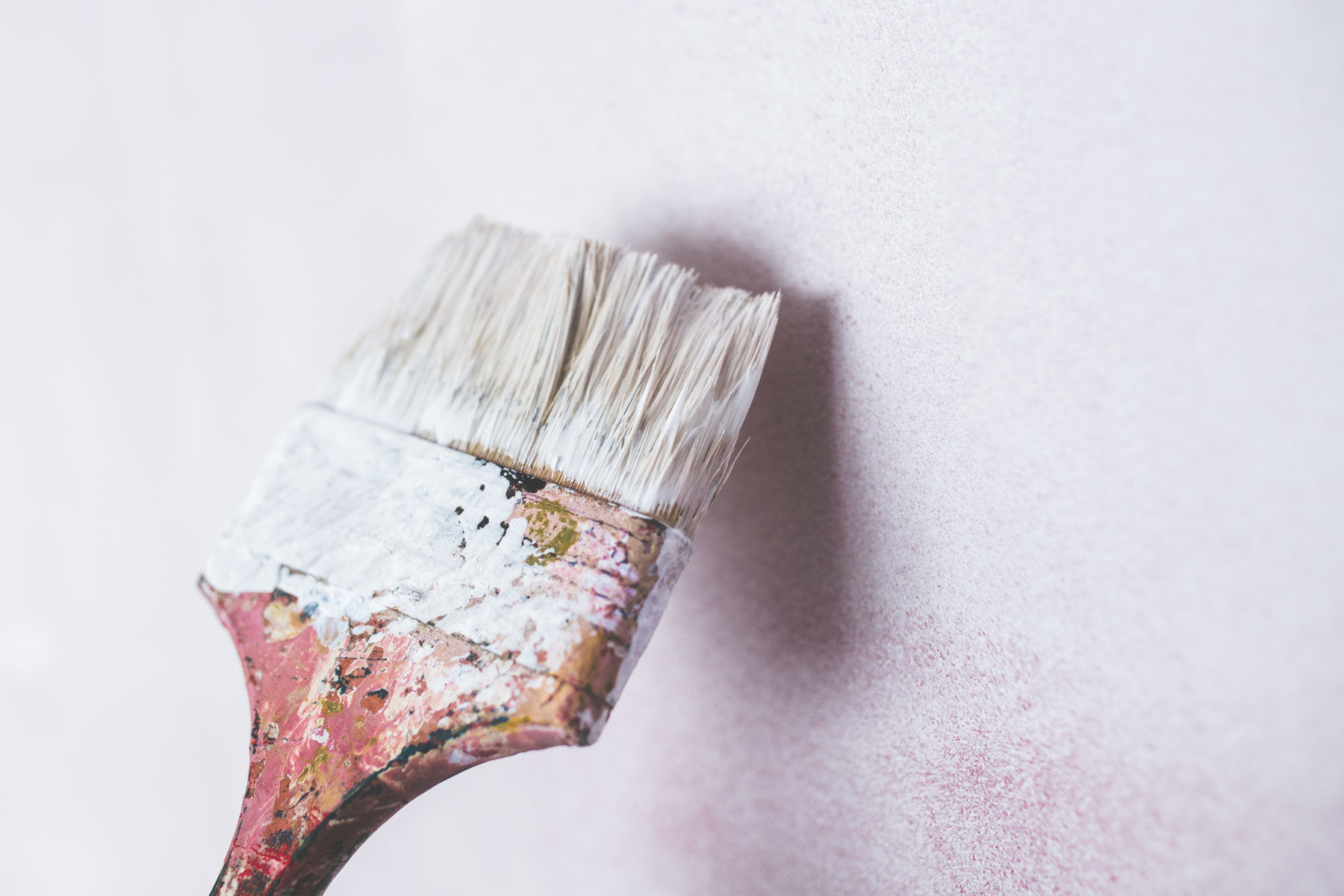 Large Inventory Of Paint And Painting Supplies